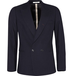 Paul Smith Double-Breasted Wool Jacket