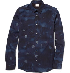 Paul Smith Slim Fit Moon Print Shirt