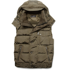 Ralph Lauren Black Label Padded Gilet Vest