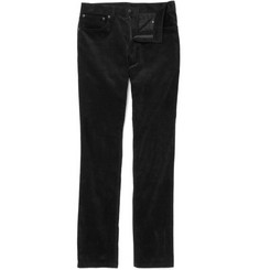 Ralph Lauren Black Label Slim-Fit Corduroy Trousers