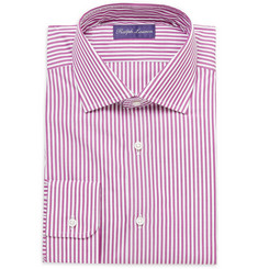 Ralph Lauren Purple Label Bengal Stripe Aston Shirt