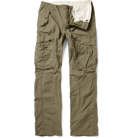Polo Ralph Lauren Lightweight Cotton Cargo Trousers