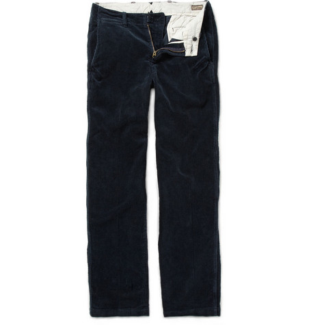 Polo Ralph Lauren Wide Weave Corduroy Trousers
