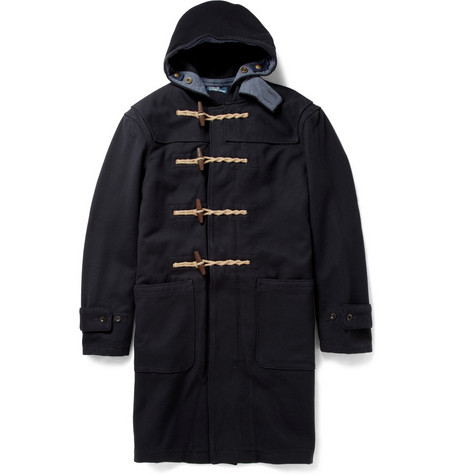 Polo Ralph Lauren Warner Toggle Fastening Coat