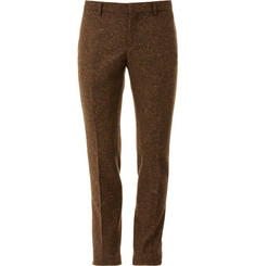 Burberry Prorsum Donegal Wool Suit Trousers