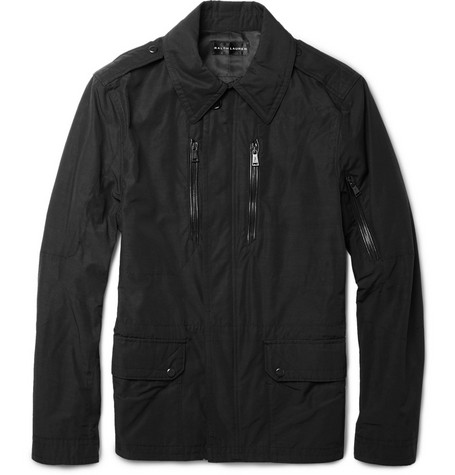 Ralph Lauren Black Label F2 Cotton-Blend Jacket