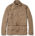 Ralph Lauren Black Label Jump Cotton-Blend Field Jacket