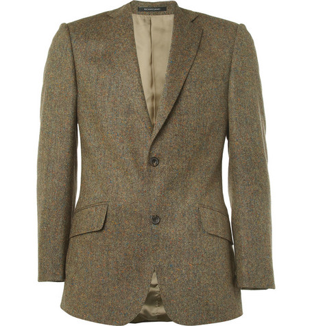 Richard James Donegal Wool-Tweed Blazer