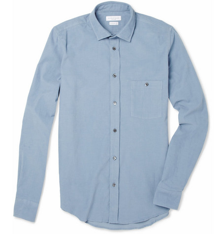 Richard James Needle-Corduroy Shirt
