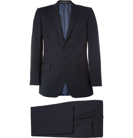 Richard James Wool Travel Suit