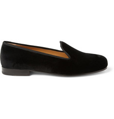 Stubbs & Wootton Velvet Slippers