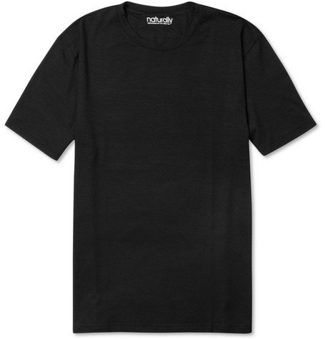 Naturally from Derek Rose Stretch-Micromodal T-Shirt