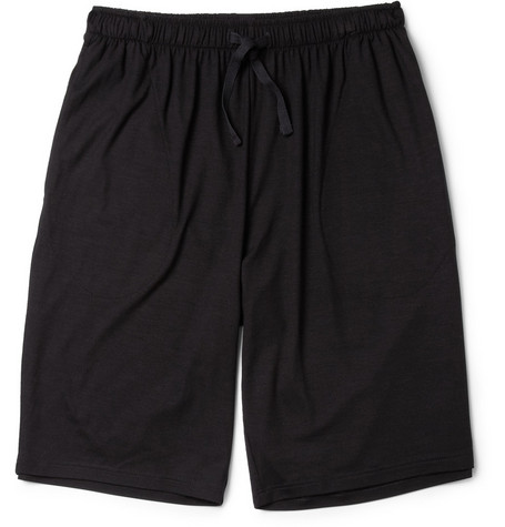 Naturally from Derek Rose Stretch-Micromodal Shorts