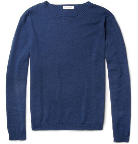 Naturally from Derek Rose Cashmere Lounge Sweater