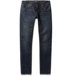 J.Crew 484 Washed Slim-Fit Jeans