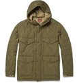J.Crew - Quilted Cotton-Blend Jacket
