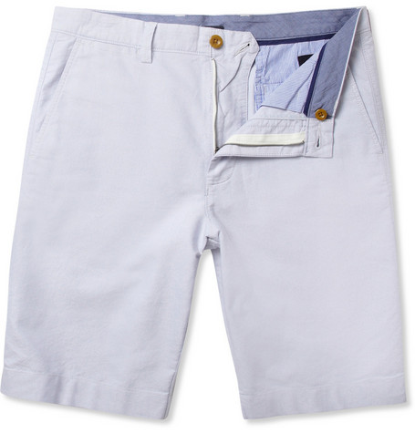 J.Crew Cotton Oxford Club Shorts