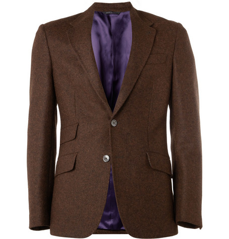 Paul Smith London Byard Wool Blazer
