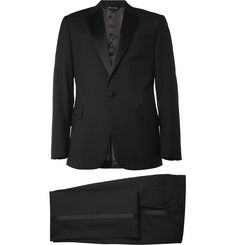 Paul Smith London Black Byard Slim-Fit Tuxedo