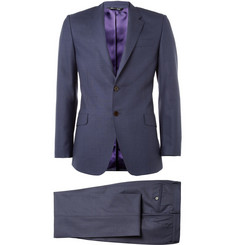Paul Smith London Blue Byard Slim-Fit Wool Suit