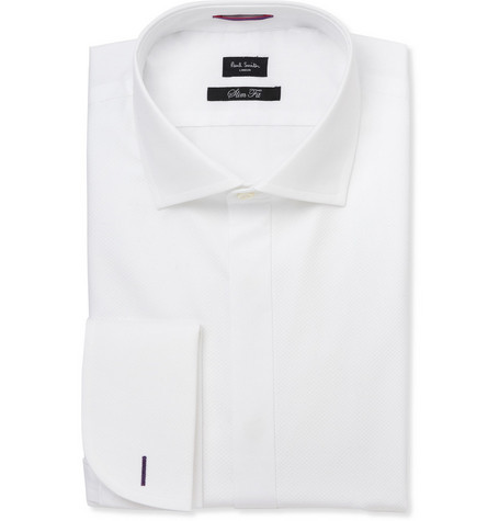 Paul Smith London Slim-Fit Cotton Shirt