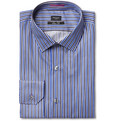 Paul Smith London - Slim-Fit Striped Cotton Shirt