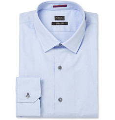 Paul Smith London Light Blue Cotton Shirt