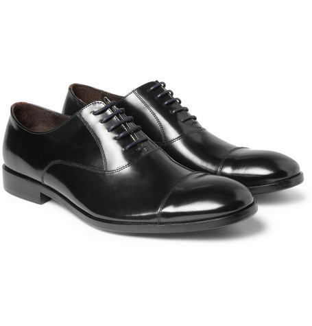 Paul Smith Shoes & Accessories High-Shine Leather Oxford Shoes