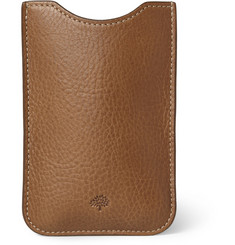 Mulberry Cross-Grain Leather iPhone 4 Case