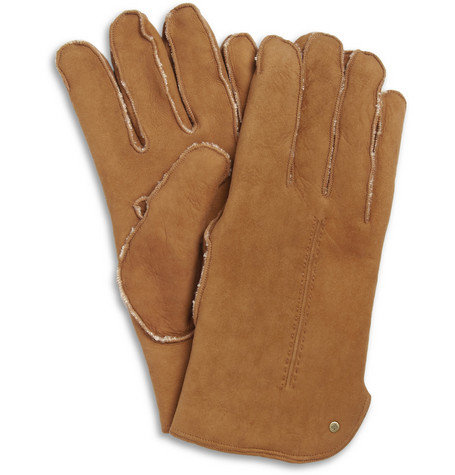 Mulberry Sheepskin Gloves