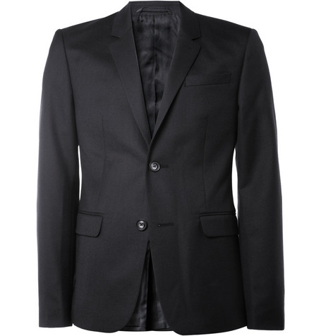 Aubin & Wills Huntsaw Wool-Twill Blazer