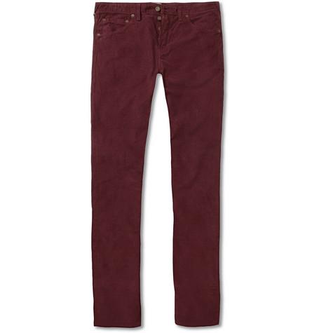 Aubin & WillsAMBLECOAT Slim-Fit Corduroy Trousers