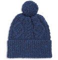 Richard James - Hand-Knitted Wool Beanie Hat