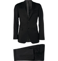 Gucci Black Brera Wool-Twill Suit