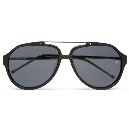 Raf Simons Aviator Sunglasses