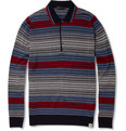 John Smedley - Arnewood Long-Sleeved Wool Polo Shirt