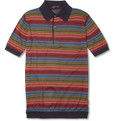 John Smedley Wallcote Fine-Knit Cotton Polo Shirt