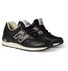 New Balance 576 Leather Sneakers
