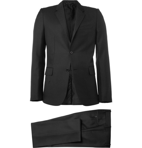 Balenciaga Slim-Fit Wool and Mohair-Blend Suit
