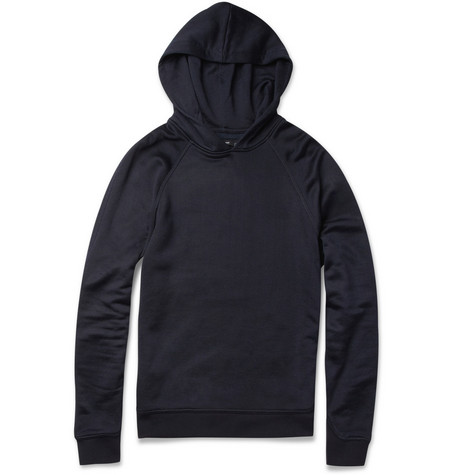 Alexander Wang Hooded Jersey Sweatshirt