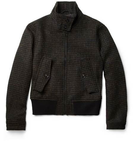 Acne Studios Neruda Slim-Fit Wool-Tweed Jacket