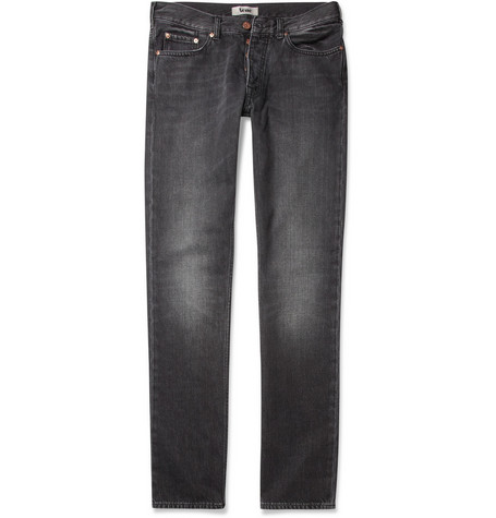 Acne Roc Vintage Slim-Fit Jeans