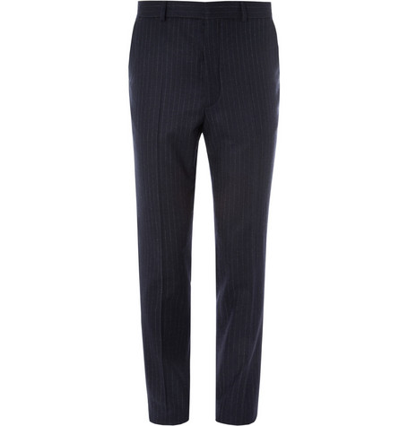 Ami Slim Wool and Cashmere-Blend Suit Trousers