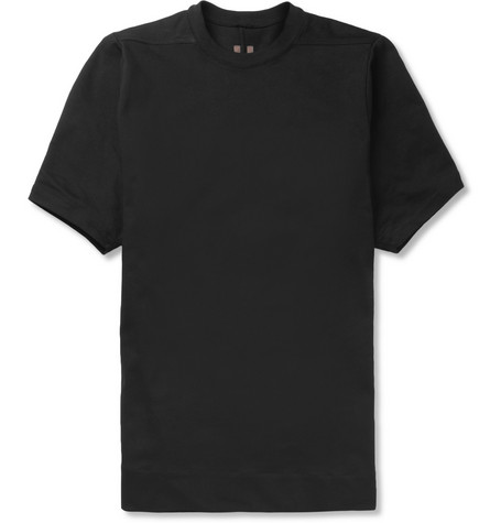 Rick Owens Heavyweight Cotton T-shirt