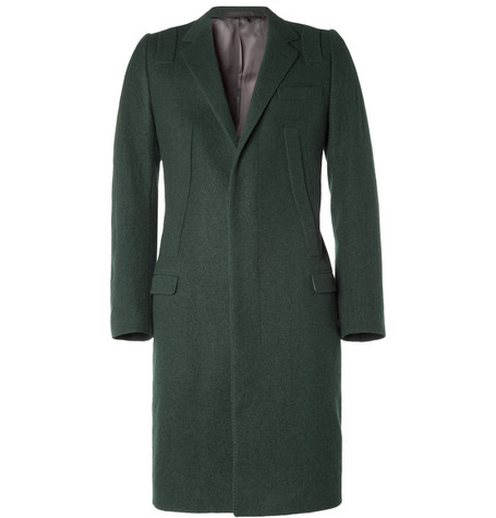 Lanvin Tailored Wool Coat