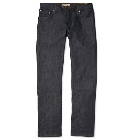 Burberry Brit Steadman Slim-Fit Jeans