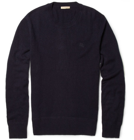 Burberry Brit Cashmere Crew Neck Sweater