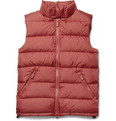 Aspesi Water-Repellent Down-Filled Gilet