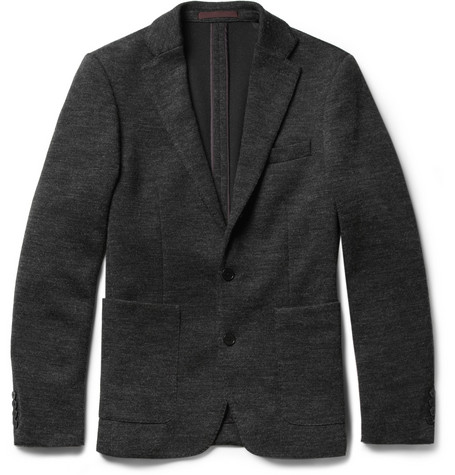 PS by Paul Smith Slim-Fit Wool-Blend Jersey Blazer
