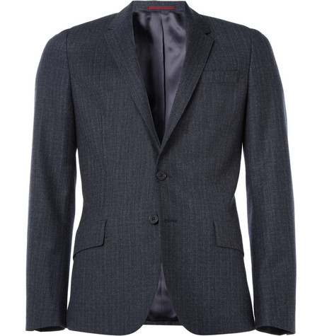 PS by Paul Smith Slim-Fit Wool-Blend Blazer